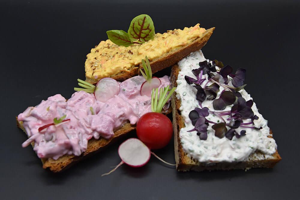Kreatives Catering in Linz - Fingerfood, Brötchen, Mini-Gerichte
